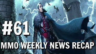 MMO Weekly News Recap #61 | Neverwinter's Ravenloft, Lineage 2 PvP and More