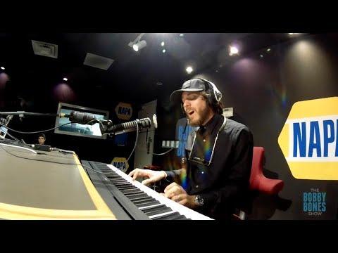 Chris Janson Performs
