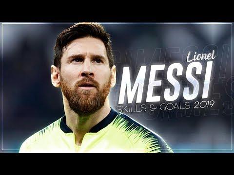 Lionel Messi 2019 • Magisterial! • Best Skills & Goals