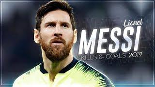 Lionel Messi 2019 • Magisterial! | Best Skills & Goals
