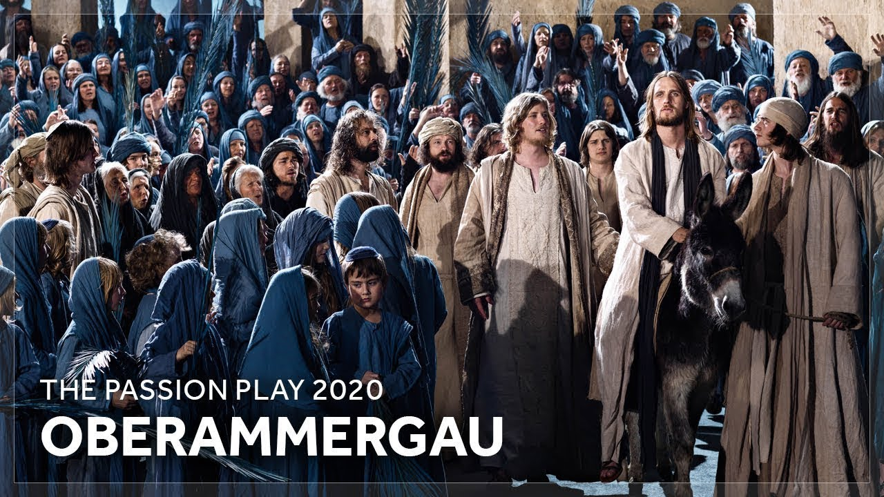 Image result for oberammergau passion play 2020