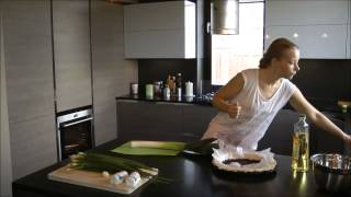 Пирог с луком по рецепту Юлии Высоцкой