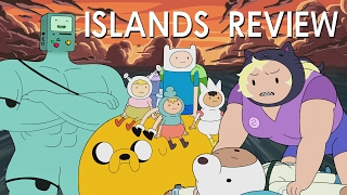 Islands Miniseries Megareview (Adventure Time S8E20-27)