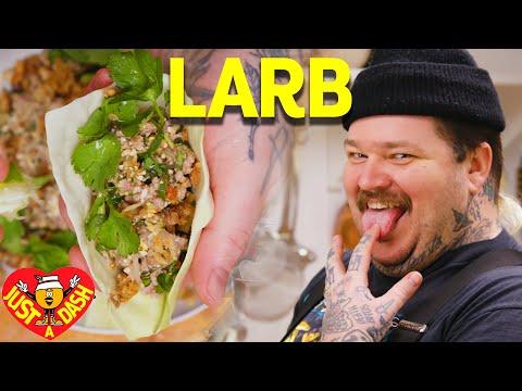 Pros Only Larb | Matty Matheson | Just A Dash | EP 3