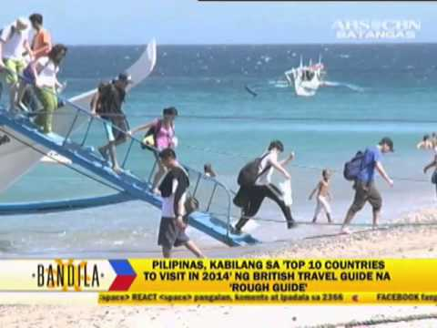 PH among top 10 countries to visit in 2014