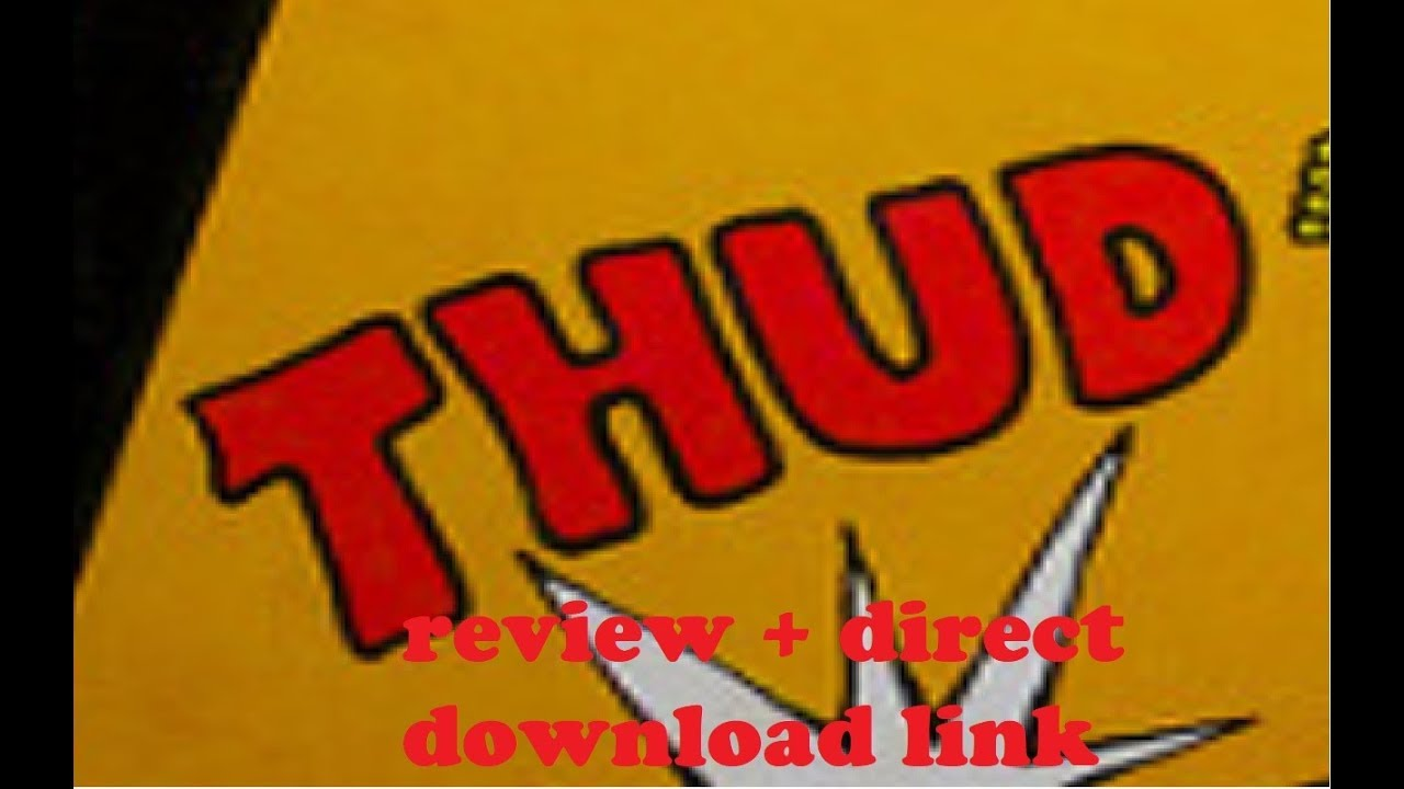 Thud Sound Effects All sounds review + direct download link