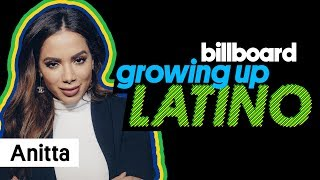 Anitta Recalls Teaching Camila Cabello Brazilian Slang | Growing Up Latino