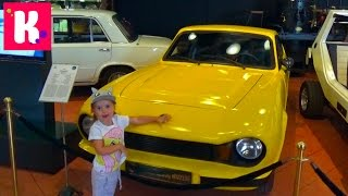 #3 Стамбул смотрим раритетные машины в музее industrial and cars musium in Stunbil