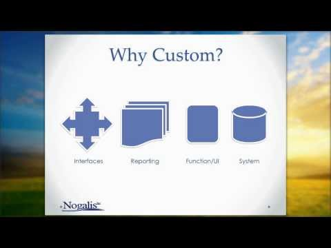 Lawson Custom Development - How to choose the right tool for your project