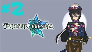 Tales of Legendia Walkthrough Gameplay Part 2 - No Commentary HD (PS2)