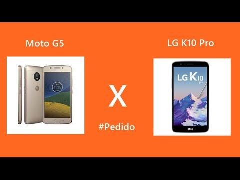 Moto G5 vs