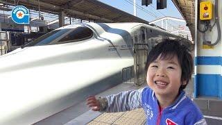 御堂筋線とN700系さくらと岡電編【がっちゃんの電車で行こう!シリーズ】