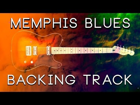 Memphis Blues - Backing Trackalack! [Bm]