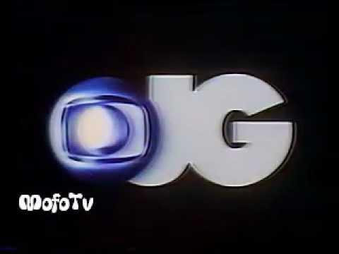 Jornal da Globo - vinheta de abertura (1981)