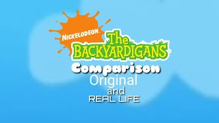 Download The Backyardigans Intro Comparison: Original and Real Life Mp3