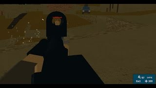 Roblox Phantom Forces - Sneaky Stealthy AS VAL