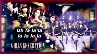 Girls Generation(SNSD) - PAPARAZZI KARAOKE INSTRUMENTAL