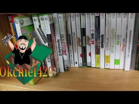 Okchief420 Video Game Hunting EP. 188 Goodwill Pick Up