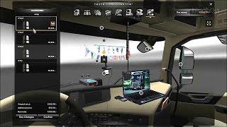 Volvo FH16 Mod Interior ETS2 (Euro Truck Simulator 2)