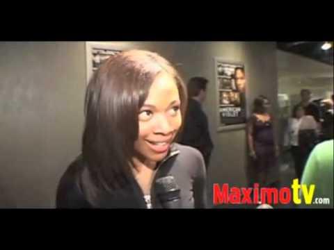 Nicole Beharie Interview- American Violet Premiere