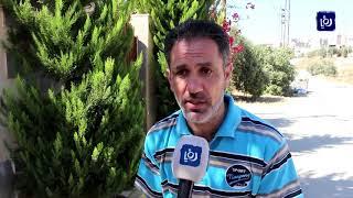 سكان الشجرة في الرمثا يشتكون شح المياه  (5/11/2019)