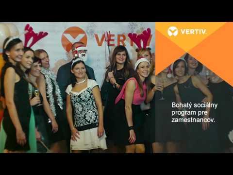 We are Vertiv Slovakia