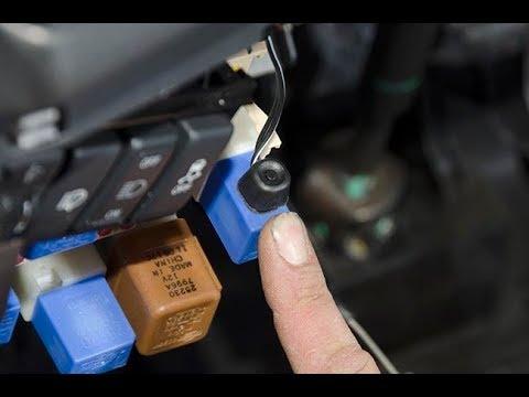 Секретная кнопка ВАЗ 2111,которая есть у каждого