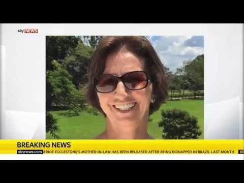 Ecclestone's Mother-In-Law Rescued in Brazil