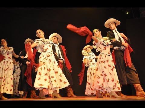 Danza tradicional Chacarera Rosario Santa Fe Argentina 2014 1