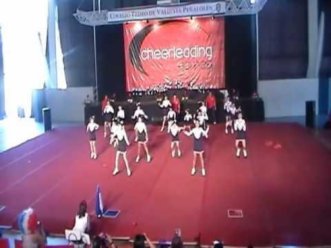 MY GARDEN SCHOOL Cheerleading games Cole.P de Valdivia