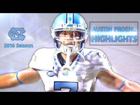 THERE HE GO (Austin Proehl Junior Highlights)