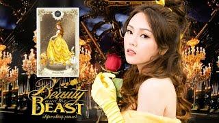 迪士尼公主系列 ✿ 貝兒公主 Beauty and the beast - Princess Belle Makeup