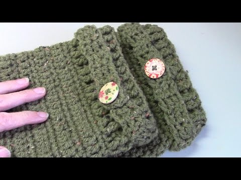 Haken Tutorial 171 Beenwarmers Youtube