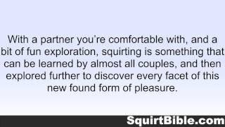 3 Squirting Myths Debunked | John Copeland
