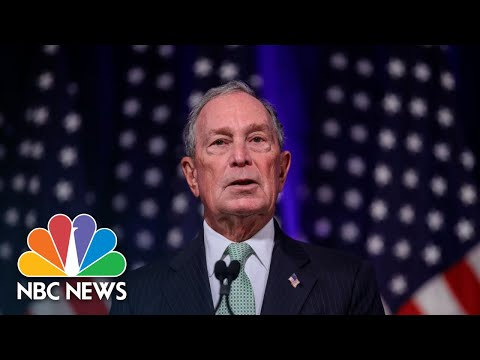 Watch: Top Moments From Mike Bloomberg's Mayoral Debates   NBC News
