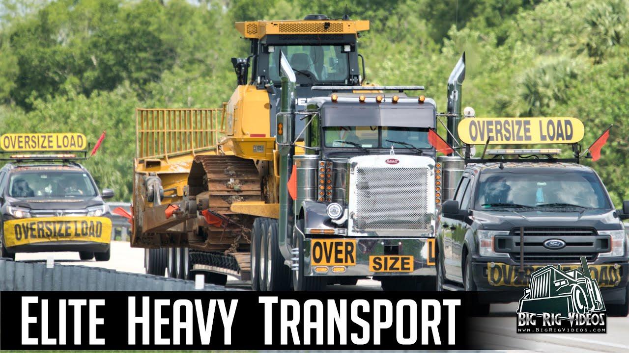Elite Heavy Transport - En Route
