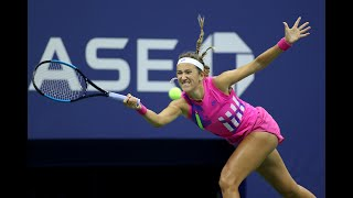 Serena Williams vs Victoria Azarenka | US Open 2020 Semifinal