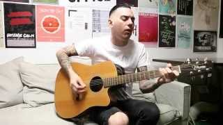 From The Corner Office - Chris 2 of Anti-Flag -
