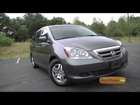 2005-2010 Honda Odyssey - Minivan | Used Car Review | AutoTrader