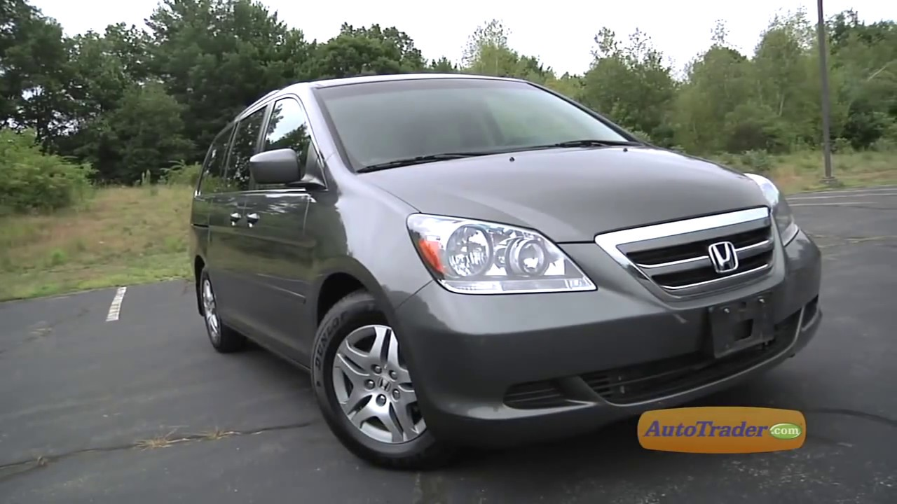 2005 2010 Honda Odyssey   Minivan | Used Car Review | AutoTrader