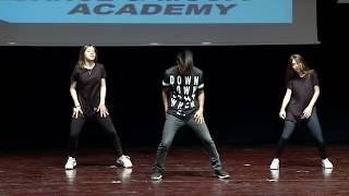 AytuncBenturk Dans Akademi 2016 Yıl sonu Gosteriler  HIP HOP TRO