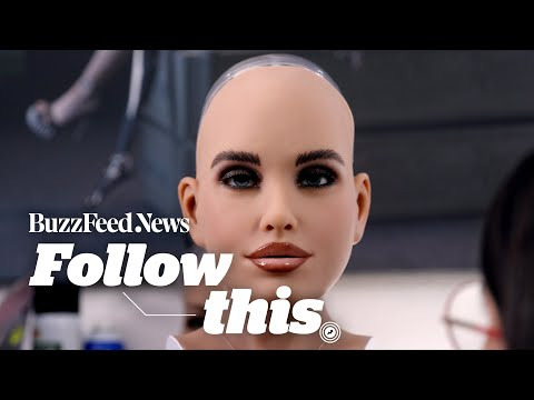 Sex Robots Have Arrived