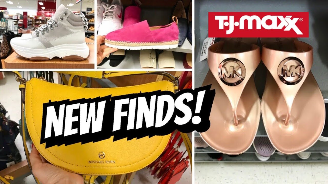 TJ Maxx Shop With Me DESIGNER HANDBAGS & Shoes NYE FINNS !!!  NEW FINDS !!!