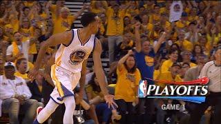 Warriors 2016 PLAYOFFS: Round 2, Game 1 vs. Blazers