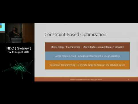Building AI Solutions with Google OR-Tools - Barry Stahl