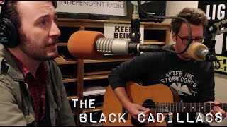 The Black Cadillacs - The Sea - Live at Lightning 100