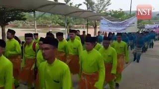 National-level Maulidur Rasul celebration at Maeps
