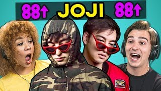 College Kids React To Joji Music Audio Rich Brian 88rising