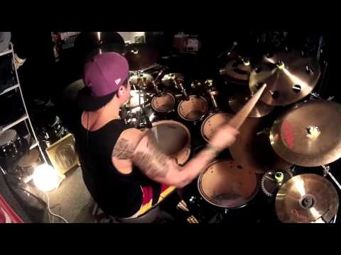 Suffocation - Surgery of Impalement [Drum Cover]