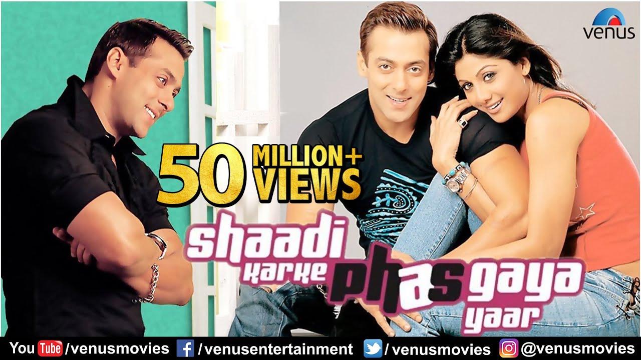 Shaadi Karke Phas Gaya Yaar Full Movie  Hindi Movies  Salman Khan Movies - Youtube-7349